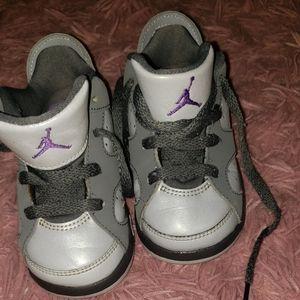 Toddlers Michael Jordan's